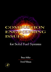 Cover of the book Combustion Engineering Issues for Solid Fuel Systems