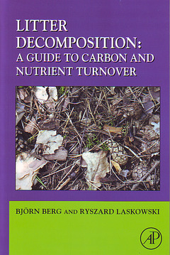 Cover of the book Litter Decomposition: a Guide to Carbon and Nutrient Turnover