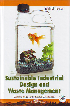 Cover of the book Sustainable Industrial Design and Waste Management