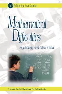 Cover of the book Mathematical Difficulties