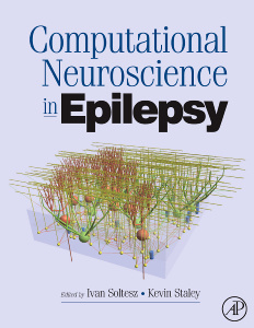 Cover of the book Computational Neuroscience in Epilepsy
