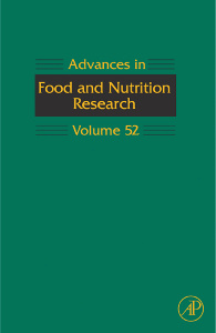 Cover of the book Advances in Food and Nutrition Research