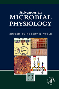 Cover of the book Advances in Microbial Physiology