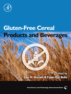 Cover of the book Gluten-Free Cereal Products and Beverages