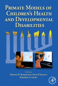 Cover of the book Primate Models of Children's Health and Developmental Disabilities