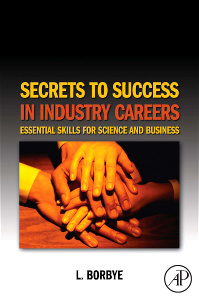 Cover of the book Secrets to Success in Industry Careers