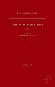 Cover of the book Advances in Heat Transfer