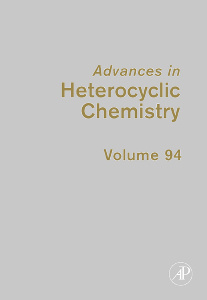 Cover of the book Advances in Heterocyclic Chemistry