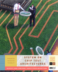 Cover of the book System-on-Chip Test Architectures