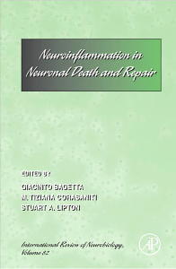 Cover of the book Neuro-inflammation in Neuronal Death and Repair