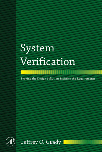 Cover of the book System Verification