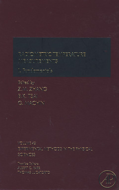 Cover of the book Radiometric Temperature Measurements