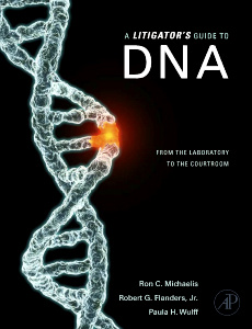 Cover of the book A Litigator's Guide to DNA