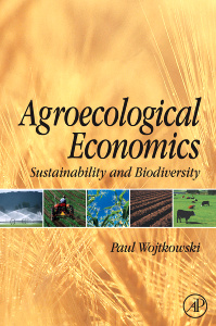 Cover of the book Agroecological Economics
