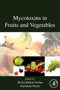 Cover of the book Mycotoxins in Fruits and Vegetables