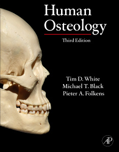 Cover of the book Human Osteology