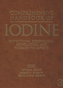 Cover of the book Comprehensive Handbook of Iodine