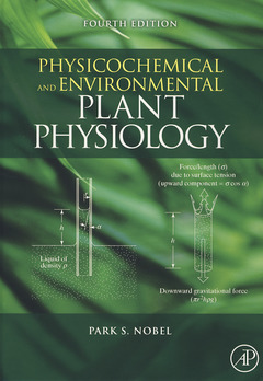 Cover of the book Physicochemical and Environmental Plant Physiology