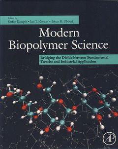 Cover of the book Modern Biopolymer Science