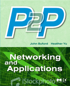 Cover of the book P2P Networking and Applications