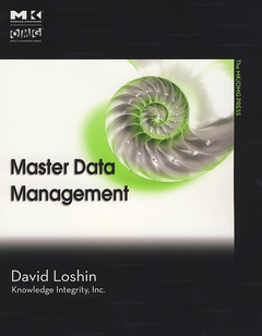 Cover of the book Master Data Management