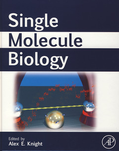Cover of the book Single Molecule Biology