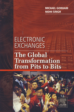 Cover of the book Electronic Exchanges