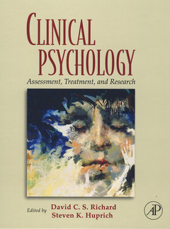 Cover of the book Clinical Psychology
