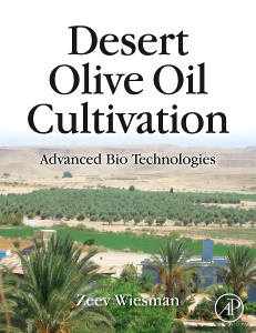Cover of the book Desert Olive Oil Cultivation