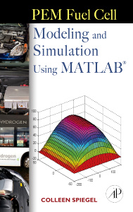 Cover of the book PEM Fuel Cell Modeling and Simulation Using Matlab