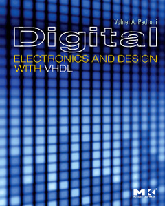 Cover of the book Digital Electronics and Design with VHDL