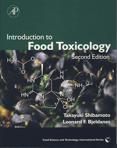 Cover of the book Introduction to Food Toxicology