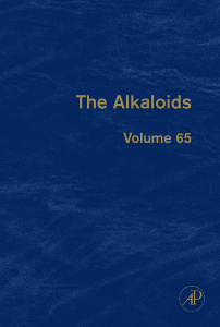 Cover of the book The Alkaloids