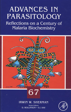 Cover of the book Reflections on a Century of Malaria Biochemistry