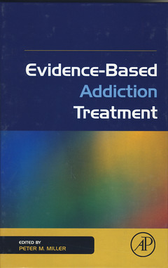 Cover of the book Evidence-Based Addiction Treatment