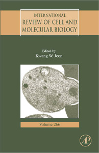 Cover of the book International Review of Cell and Molecular Biology