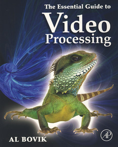 Cover of the book The Essential Guide to Video Processing