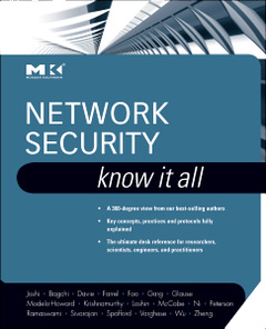 Cover of the book Network Security: Know It All