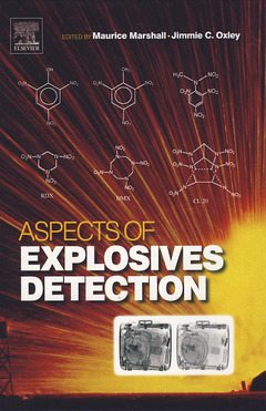 Cover of the book Aspects of Explosives Detection