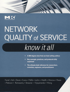Cover of the book Network Quality of Service Know It All