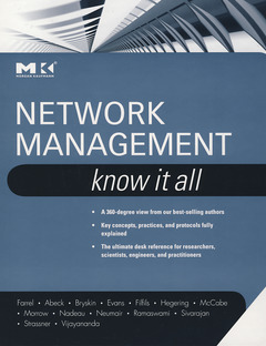 Cover of the book Network Management Know It All