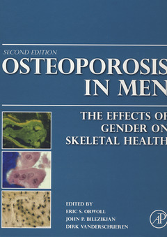 Cover of the book Osteoporosis in Men