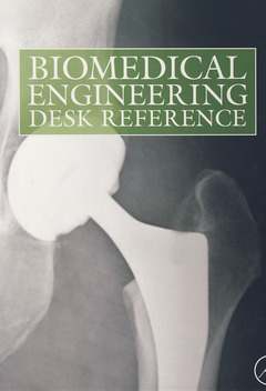 Cover of the book Biomedical Engineering Desk Reference