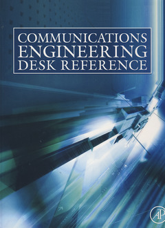 Cover of the book Communications Engineering Desk Reference