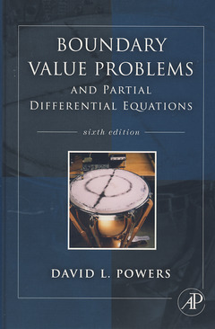 Cover of the book Boundary Value Problems