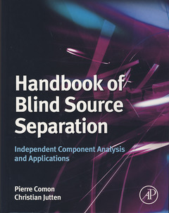 Cover of the book Handbook of Blind Source Separation