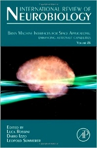 Cover of the book Brain Machine Interfaces for Space Applications: enhancing astronaut capabilities