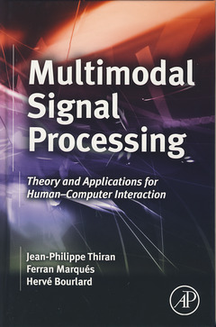 Cover of the book Multimodal Signal Processing