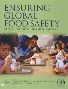 Cover of the book Ensuring Global Food Safety
