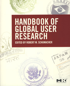 Cover of the book The Handbook of Global User Research